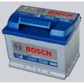 Bosch Аккумулятор автомобильный Bosch S4 SILVER 60 А*ч +/- 540A