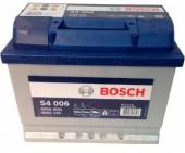 Bosch S4 Silver 60Ач 540A +/- Аккумулятор автомобильный