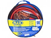 Pulso ПП-25451-П Провода прикуривания, 400А 2.5м сумка