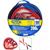 Pulso ПП-25251-П Провода прикуривания, 200А 2.5м сумка