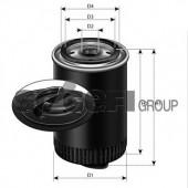 PURFLUX LS553D Масляный фильтр