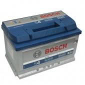 Bosch S4 Silver 72 Ач -/+ 680A Аккумулятор автомобильный