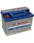 Bosch  Bosch S4 Silver 74 Аh 680A +/-  Аккумулятор автомобильный