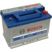 Bosch S4 Silver 74 Ач -/+ 680A Аккумулятор автомобильный