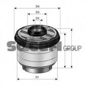 PURFLUX C802 Топливный фильтр