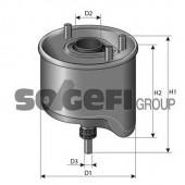 PURFLUX CS762 Топливный фильтр