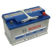 Bosch S4 Silver 80 Ач -/+ 740A Аккумулятор автомобильный