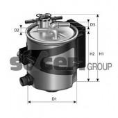 PURFLUX FCS750 Топливный фильтр