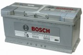 Bosch S5 Siver 100Ач 830A -/+ Аккумулятор автомобильный