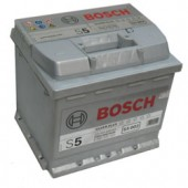 Bosch S5 Silver 54 Ач -/+ 530A Аккумулятор автомобильный