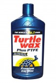 Turtle Wax Полироль с тефлоном Turtle Wax+PTFE