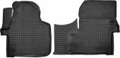 Avto-gumm Коврики в салон для VW Crafter / Mercedes Sprinter '07-, резиновые черные