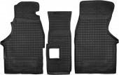 Avto-gumm Коврики в салон для VW T 4, резиновые черные