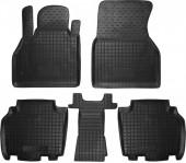Avto-gumm Коврики в салон для Renault Kangoo ll '10-, резиновые черные