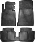 Avto-gumm Коврики в салон для BMW E46 3-серия '01- , резиновые черные