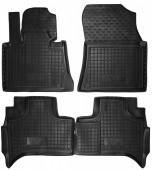 Avto-gumm Коврики в салон для BMW Е53 X-5 '00-06, резиновые черные