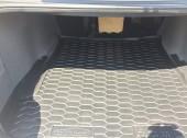 Avto-gumm Коврик в багажник BMW E39 5-серия '95-04, резиновый черный