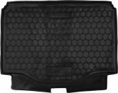 Avto-gumm Коврик в багажник Chevrolet Tracker '13-, резиновый черный