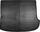 Avto-gumm Коврик в багажник Hyundai Santa-Fe '06-12 7мест, резиновый черный