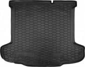 Avto-gumm Коврик в багажник Fiat Tipo '16- Седан, резиновый черный