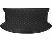 Avto-gumm Коврик в багажник GREAT WALL Haval M4, резиновый черный