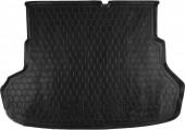 Avto-gumm Коврик в багажник Kia Rio '11- Седан, резиновый черный