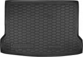 Avto-gumm Коврик в багажник Mercedes GLA X156 '13-, резиновый черный