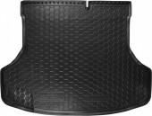 Avto-gumm Коврик в багажник Nissan Sentra '15- Седан, резиновый черный