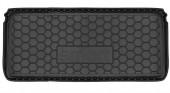 Avto-gumm Коврик в багажник Smart Fortwo 450 '98-07, резиновый черный