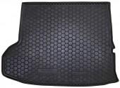 Avto-gumm Коврик в багажник Toyota Highlander '13- 7мест, резиновый черный