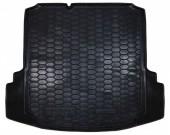 Avto-gumm Коврик в багажник VW Jetta '10- MID , резиновый черный