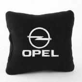 Autoprotect Подушка с логотипом Opel, черная