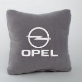 Autoprotect Подушка с логотипом Opel, серая