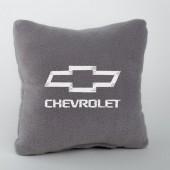 Autoprotect Подушка с логотипом Chevrolet, серая