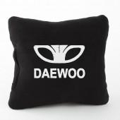 Autoprotect Подушка с логотипом Daewoo, черная
