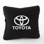 Autoprotect Подушка с логотипом Toyota, черная
