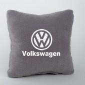Autoprotect Подушка с логотипом Volkswagen, серая
