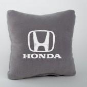 Autoprotect Подушка с логотипом Honda, серая