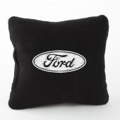 Autoprotect Подушка с логотипом Ford, черная