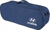 Autoprotect Сумка автомобильная Hyundai, синяя
