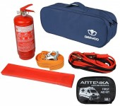 Autoprotect Набор автомобилиста Daewoo, 6 предметов + перчатки в подарок!