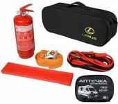 Autoprotect Набор автомобилиста Lexus, 6 предметов + перчатки в подарок!