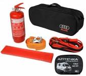 Autoprotect Набор автомобилиста Audi,  6 предметов + перчатки в подарок!