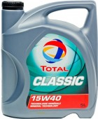 Total Classic 15W-40 Моторное масло