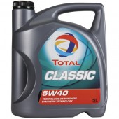 Total Classic 5W-40 Моторное масло