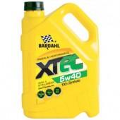 Bardahl XTEC 5W-40 Синтетическое моторное масло