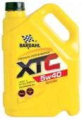 Bardahl XTC 5W-40 Синтетическое моторное масло