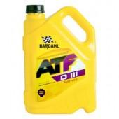 Bardahl ATF Dexron III Синтетическое трансмисионное масло