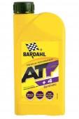 Bardahl ATF +4 Синтетическое трансмиссионное масло в АКПП