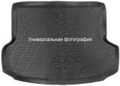 L.Locker Коврик в багажник для Daewoo Nexia '05-08, полимерный пластик черный